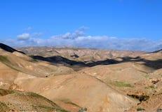 Desierto de Judaean Foto de archivo