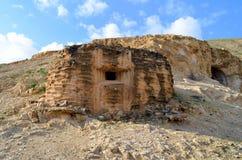 Desierto de Judaean Fotos de archivo libres de regalías