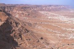 Desierto de Judaen - Israel Fotos de archivo