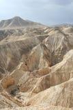 Desierto de Judea foto de archivo libre de regalías