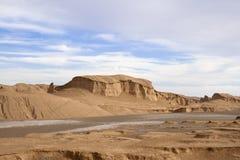 Desierto de Kalut Fotografía de archivo libre de regalías