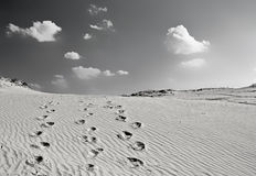 Desierto de Kharkov Imagen de archivo