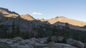 Desierto de la jerarquía de Eagles, Colorado almacen de metraje de vídeo