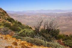 Desierto de la montaña imagen de archivo