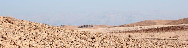 Desierto de la piedra de Judean Foto de archivo