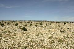 Desierto de la roca Imágenes de archivo libres de regalías