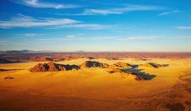 Desierto de Namib Imagen de archivo libre de regalías