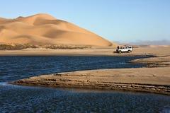 Desierto de Namib - Namibia Fotos de archivo libres de regalías