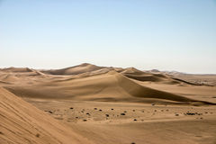 Desierto de Namibia Fotografía de archivo libre de regalías
