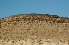 Desierto de piedra Fotografía de archivo