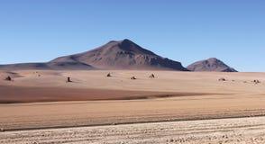 Desierto de Salvador Dali Fotografía de archivo libre de regalías