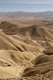 Desierto de Yehuda Imágenes de archivo libres de regalías
