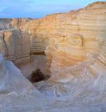Desierto de Yehuda, Israel Fotografía de archivo libre de regalías