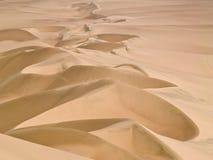 Desierto del AIC, Perú imagenes de archivo