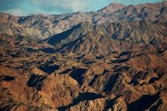 Desierto del Mar Rojo Imagenes de archivo