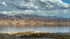 Desierto del Mohave Foto de archivo libre de regalías