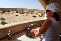Desierto del Néguev - Israel Fotografía de archivo libre de regalías