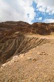 Desierto del Néguev - Israel Imagenes de archivo