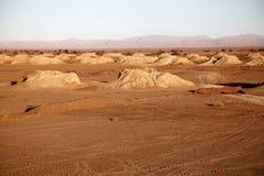 Desierto en africa2 fotografía de archivo libre de regalías