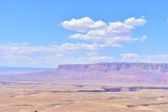 Desierto en Arizona Fotografía de archivo libre de regalías