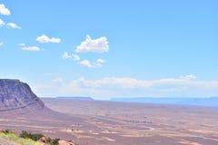 Desierto en Arizona Fotos de archivo libres de regalías