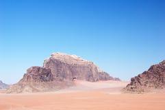 Desierto, Jordania imagenes de archivo