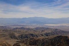 Desierto Joshua Tree National Park Fotografía de archivo