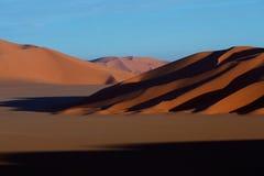 Desierto libio Imagenes de archivo