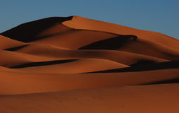 Desierto Marruecos imagenes de archivo