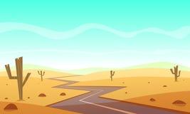 Desierto Road