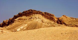 Desierto rocoso Foto de archivo
