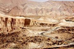 Desierto rocoso Imagen de archivo libre de regalías