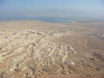 Desierto y arena israelíes Fotografía de archivo