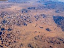 Desierto y Joshua Tree National Park de Mojave Imágenes de archivo libres de regalías
