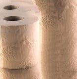 Desig för tapet för baner för backgound för abstrakt begrepp för toalettpapper härlig Royaltyfri Fotografi