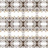 Desig floral del fondo del vector Imagenes de archivo