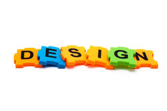 Design Royalty Free Stock Photos