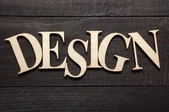 Design Arkivfoto
