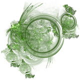 Design. Beautiful fractal picture for a background Royalty Free Stock Image