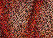 Design abstract backgrounds. In red and gold colors Stock Images