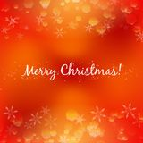 Design abstract christmas background Royalty Free Stock Photos