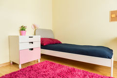Design av barnsovrummet Royaltyfri Foto