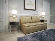 Design of avant-garde entrance Royalty Free Stock Photography