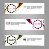 Design Banner Background royalty free illustration