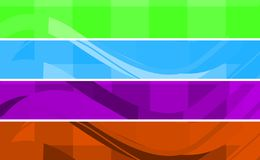 Design banners Royalty Free Stock Image