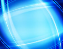 Design of blue abstract background Stock Photos