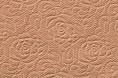 Design of canvas texture for pattern and background Royalty Free Stock Images