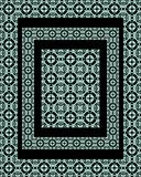 Carpet. Texture, vector background Royalty Free Stock Photo