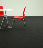 Design chairs and table Royalty Free Stock Photos