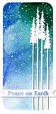Design a Christmas card Stock Photo